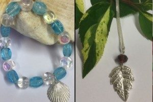Silver jewellery crafting